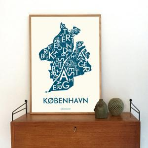 冬のお部屋にポスターを。