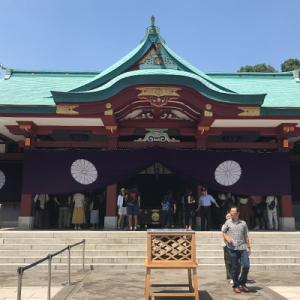 箸の日に行われた、日枝神社【箸感謝祭】レポ★そして…