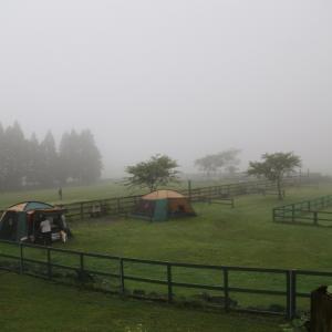 朝霧FDG・Mt.Fuji CUP濃霧で前が見えない(汗)☆