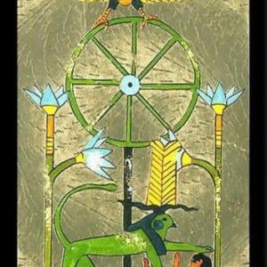 タロットwheel of fortune