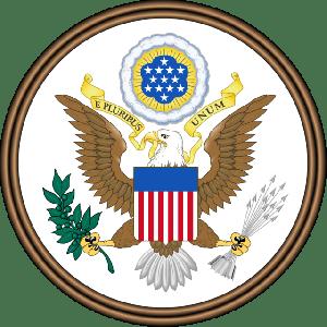 米国国璽の表と裏