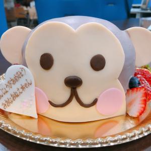 """【乃木坂46】堀未央奈に""""お猿さんの誕生日ケーキ""""が送られる!!!"""