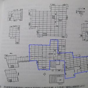 福知山城模型製作記4