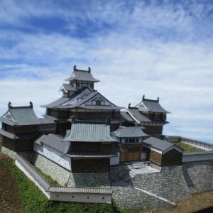 福知山城模型製作記5