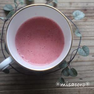*我が家のお手軽リッチな朝ごはん。&コロナ予防にイチゴが有効?!*
