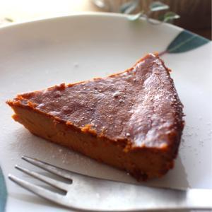 *濃厚キャラメルチーズケーキ。と、おすすめキャラメルレシピ^^*