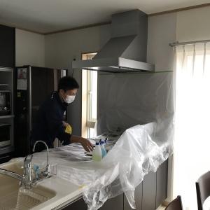 さすがプロ!お掃除本舗さんにお風呂と換気扇のお掃除を依頼しました