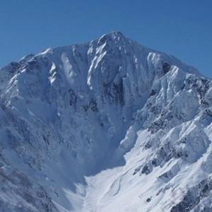 ホットな冬の小遠見山