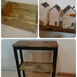 木工雑貨 シェルフや棚などなど