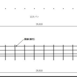 実家:四つ目垣造り①(2020/11/22-23)