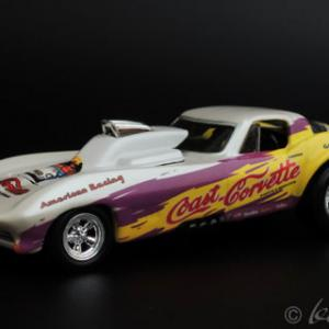 Chevrolet Corvette Sting Ray No.055