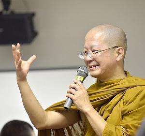 プラユキ・ナラテボー師の瞑想リトリート 大阪開催のお知らせ<10月11日~13日>