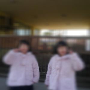 双子の卒園式