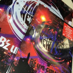 "B'z LIVE-GYM2019""Whole lotta NEWLOVE"" DVD"