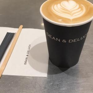 おひとりさまカフェ♪【博多駅:DEAN&DELUCA】