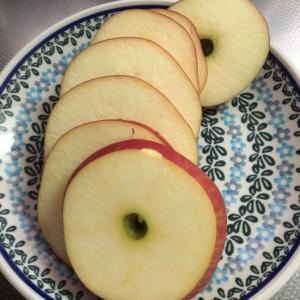 腸活!?【斬新なりんごの食べ方】