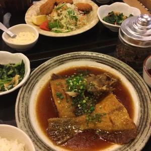 お魚ランチ♪【渡辺通駅:梅山鉄平食堂】