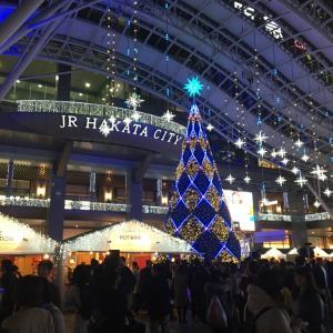 【FUKUOKA CHRISTMAS MARKET 2019】開催中♪
