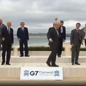 世界のガースー G7デビュー