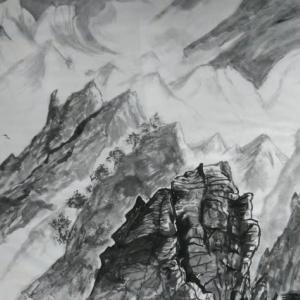 ロッククライミングの出来る山
