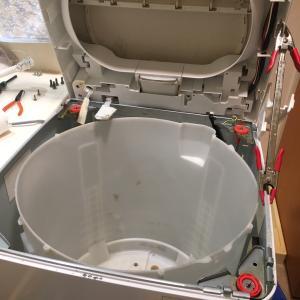 プロに任せて正解と思う「洗濯槽の分解洗浄」