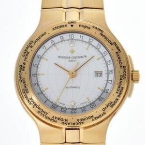 【腕時計関連】たまに気になるこんな時計3 ヴァシュロンコンスタンタン フィディアス ワールドタイム & クロノグラフ