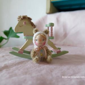 お人形さんとおもちゃのセット