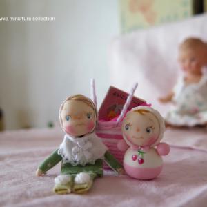 昭和レトロなおもちゃのカゴの思い出