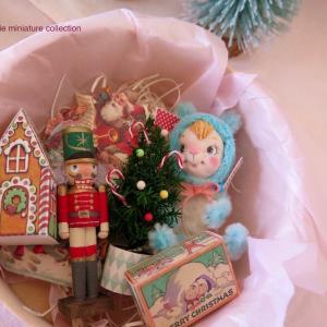 お人形さんのクリスマスギフト