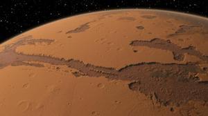 Terragen 4 火星