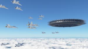 Terrgen 4 F-18,UFO