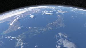 Terragen 4 地球