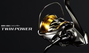 シマノ新製品 20ツインパワー