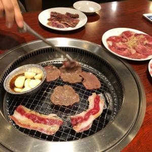 焼き肉パーティーやー☆ミ