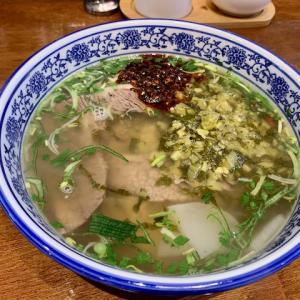 オークランド食べ歩き・つるしこ中華麺が新鮮!蘭州牛肉麺・金味徳