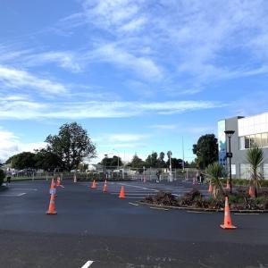 danekoのNZホテル隔離日記Day13・ニュージーランド隔離ホテルの運動事情