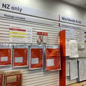 ニュージーランドでパスポートの更新とVISA貼り替え③