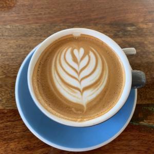オークランドカフェめぐり・相変わらず大人気のコーヒー屋さん