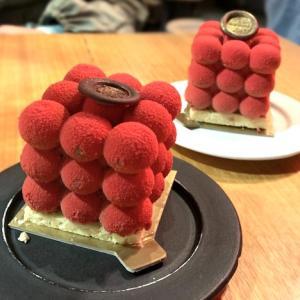 あのスイーツの殿堂へ・一番人気のケーキを食べてきました!