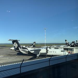 NZ航空・地方便専用のラウンジに入ってみました〜
