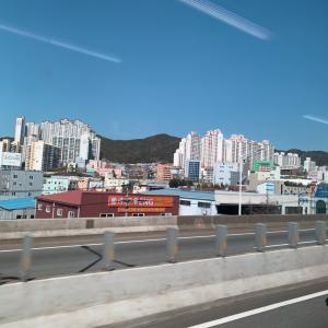釜山旅行(1)