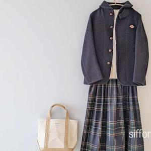 DANTONウールモッサジャケット、O'NEILLのスカート*アランチェートさんSaleアイテム追加!サンテラボさんはSaleアイテムにも使えるクーポン!!