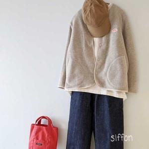 DANTONフリースジャケット、デニムにキャップ*ROPE'PICNIC⇛クーポンで最大2,000円オフ、ポイントバックもあり!