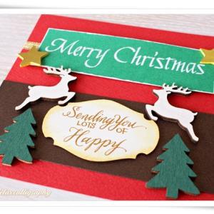 イベントのご紹介【カードを作って被災地支援 クリスマスカードを被災地の子どもたちに届けよう!】