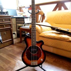 どうしても欲しくなり本日アンプ付きのベースギター購入しましたよ!音楽好きな人入学してね(通信制高校サポート校)