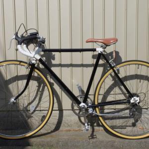 自転車完成♪