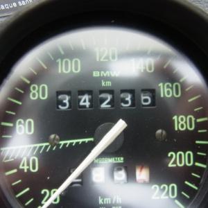 R80 エンジンオイル プラグ交換 34,236km