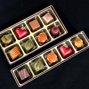 バレンタインデーに向けてチョコレートたくさん♪