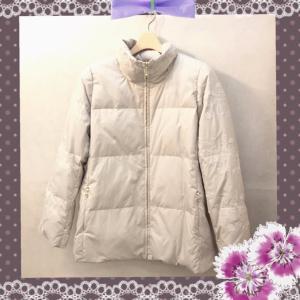 刺繍のステキなきれいめジャケット