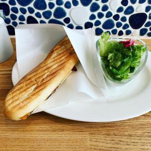 パンとエスプレッソと自由形@自由が丘』〜パニーニが、こんなに美味しいことってある!?